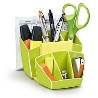 Ceppro Gloss Desk Tidy Green 580G Green