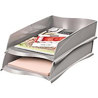 CEP Ellypse Xtra Strong Taupe Letter Tray 1003000201