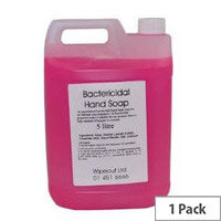 Carefresh Antibacterial Hand Soap 5Ltr