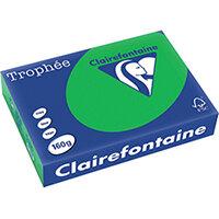 Trophee Card A4 160gm Billiard Green Pack of 250 1007C