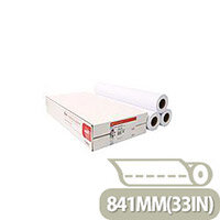 Canon 841x91mm Uncoated Standard Inkjet Plotter Paper Ref 97024714