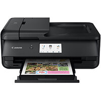 Canon PIXMA TS9550 A3 All-in-One Inkjet Printer Black CO11762