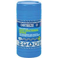 Dirteeze Multipurpose Antibacterial Wipes 80 Sheet Tub HMAXCL250QF