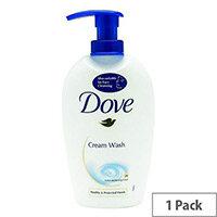 Dove Hand Wash Liquid Soap 250ml N02271