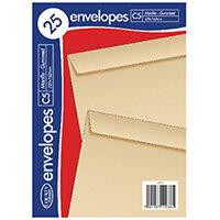 County Stationery C5 Manilla Gummed Envelopes Pack of 500 C510