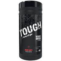 Deb Tough Heavy Duty Wipes 70 Pack of 6 STHW70W