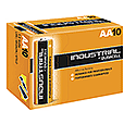 Duracell Industrial AA Alkaline Batteries Pack 10 81452400