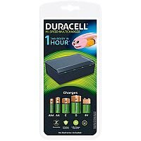 Duracell Multi Batteries Charger AA/AAA C/D or 9V 75044676