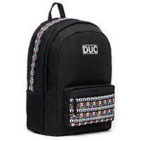 DUC BB Tribal Large School Bag Black 32L