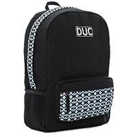 DUC Backpack Tribal Fusion Medium School Bag Black 20L
