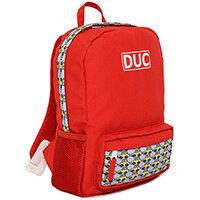 DUC Jr Car Kids Small School Bag Red 11L