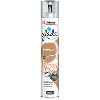 Glade Vanilla Air Freshener 500ml 314224