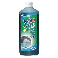 Brillo Concentrated Washing Up Liquid 1 Litre Pack of 1 417550