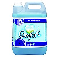 Comfort Professional Original Liquid Fabric Softener 5 Litre 200 Washes each (2 Pack) 7508496