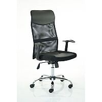 Vegalite Executive Mesh Back Office Chair With Arms