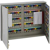 Phoenix Keysure KC0303E 200 Hook Deep Key Cabinet with Electronic Code Lock Light Grey