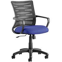 Vortex Task Operator Office Chair Serene Blue