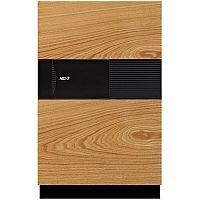 Phoenix Next LS7002FO Luxury Safe Size 2 Oak with Fingerprint Lock Oak 72L 60min Fire Protection