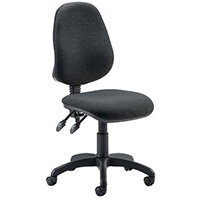 Eclipse II Lever Task Operator Office Chair Charcoal
