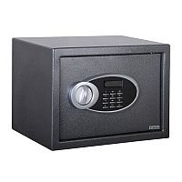 Phoenix Dione SS0302E Hotel Security Safe with Electronic Lock Metalic Graphite 33L