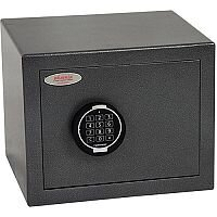 Phoenix Lynx SS1171E Size 1 Security Safe with Electronic Lock Metalic Graphite 11L