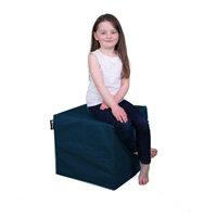 Elephant Cube Chair 450x450x400mm Midnight Blue