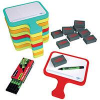 Show-me Foam Bats Magnetic Plain Pack of 10 CEFBAP10