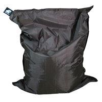 Elephant Jumbo Indoor & Outdoor Use Bean Bag 1750x1350mm Urban Black