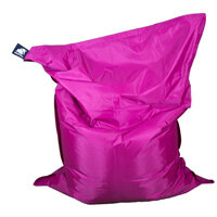 Elephant Jumbo Indoor & Outdoor Use Bean Bag 1750x1350mm Shocking Pink
