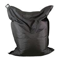 Elephant  Junior Indoor & Outdoor Use Kids Size Bean Bag 1400x1100mm Urban Black