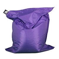 Elephant  Junior Indoor & Outdoor Use Kids Size Bean Bag 1400x1100mm Ultra Violet