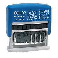 Colop S120/WD Dial-A-Phrase Dater S120WD