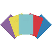 Nu Education Scrapbook A4 Plus Assorted Pack of 50 NU602004