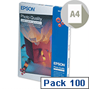 Epson A4 Matt Photo Paper (Pack of 100)