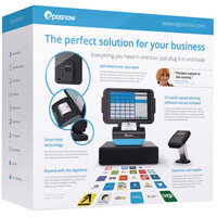 EPOSNOW POStoGO Premium Bundle For Payworks Gateway POSTOGO-M10-PW