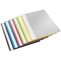Esselte Report File A4 Assorted Pack of 25 15449