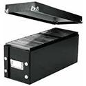 Leitz Click & Store DVD Storage Box Black Ref: 60420095