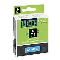 Dymo Black on Green 2000/5500 Standard Tape 19mmx7m S0720890