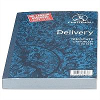 Challenge Delivery Duplicate Book Carbonless 210x130mm Pack 5