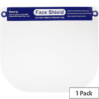 Protective Face Shield Single Pack