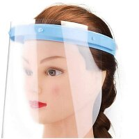 Protective Face Shield Pack of 6