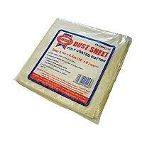 Cotton Twill Faithfull Heavy Duty Dust Sheet