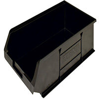 Barton Topstore Container TC4 Recycled Pack of 10 Black 010048