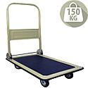 GPC Lightweight Folding Platform Trolley 150kg Capacity GI002Y