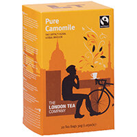 London Tea Camomile Tea Pack of 20 FLT0001