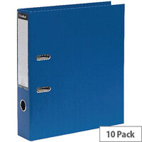 Guildhall Lever Arch A4 File 70mm Blue Pack of 10 222/2001Z