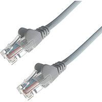 Connekt Gear 1m RJ45 Cat 5e UTP Network Cable Male White 28-0010G