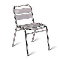 Aluminium Outdoor Stacking Chair