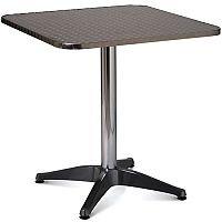 Aluminium Square Outdoor Cafe & Bistro Table