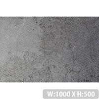 Franken Glass Magnetic Board 500x1000mm Concrete Look GTD5010030